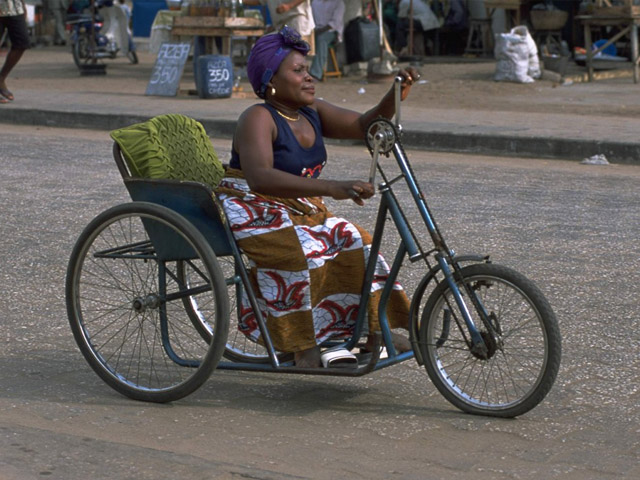Handicap International works in Benin to improve the quality of life of people with disabilities and promote their full participation in the country's economic and social life.