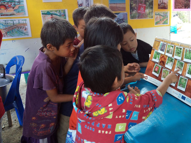 Handicap International is working in Myanmar (formerly Burma) to advance the rights of people with disabilities and victims of landmines and explosive remnants of war, and to promote their inclusion in society.