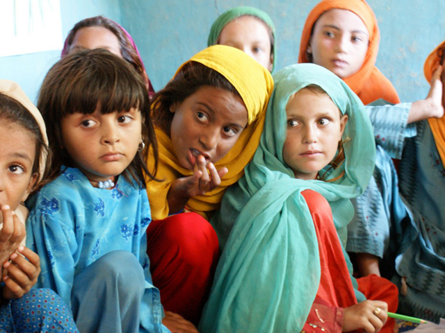 Handicap International runs projects in Pakistan to mitigate the impact of natural disasters on the most vulnerable groups of people.