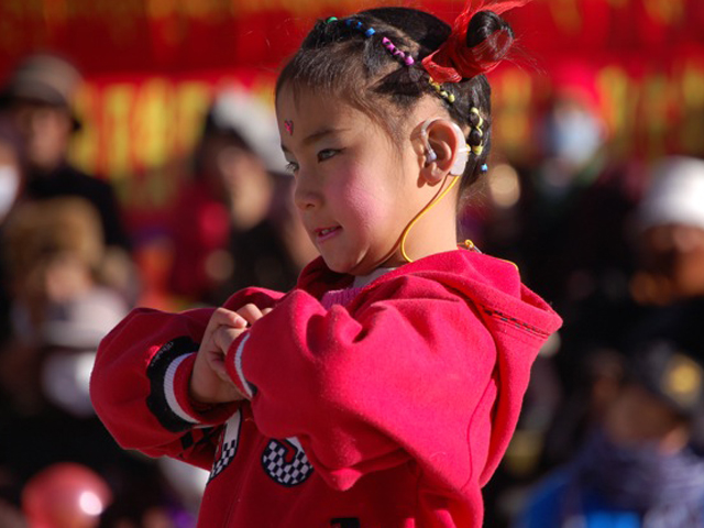 Handicap International supported a number of inclusion projects over 15 years in Tibet.
