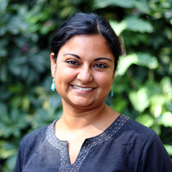 Aleema Shivji, Director of Humanity & Inclusion UK