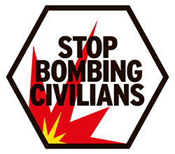 Stop Bombing Civilians
