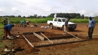 Renovating Zemio's aerodrome runway