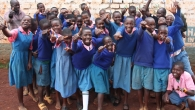 An after-school club for children with disabilities in Kenya.