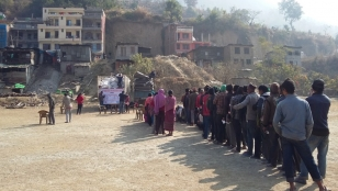 More than 1600 winter kits have been supplied to more than 1600 most vulnerable families affected by earthquake in underserved communities in Kavre district.