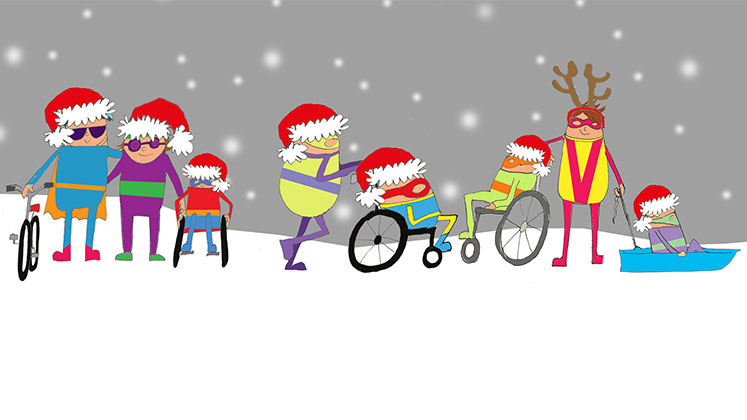 Join Team HI for Winter Wonderwheels