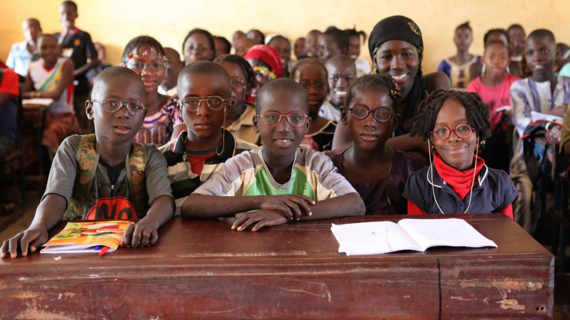 Children in an inclusive school, Humanity & Inclusion- Mali