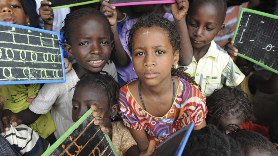 Inclusive education, Senegal - Humanity & Inclusion