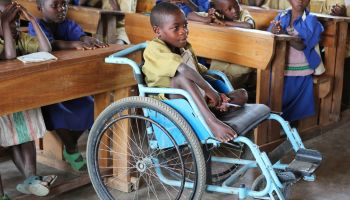 No more children with disabilities out of school