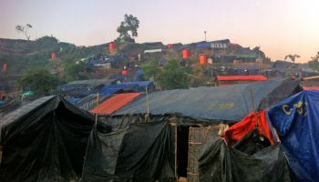 Bangladesh: Rohingya refugees brace for rain and cyclones