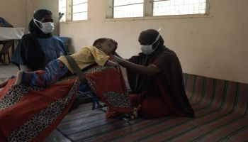 COVID-19: HI continues to provide support to children with disabilities in Dadaab refugee camp