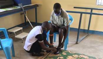 3D printing innovation restores hope in Uganda: Hakim's story