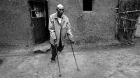 Innocent lost one of his legs during the genocide in Rwanda. Today, he participates to psychosocial support activities conducted by HI.; }}
