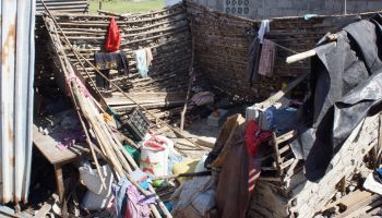 Second major cyclone ravages Mozambique