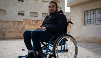 "Mohamad's Story: ""I had a one-in-a-hundred chance of survival"""