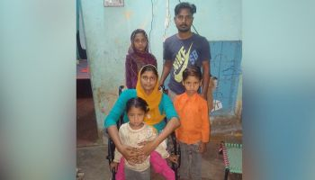 Saima and her family struggle in the face of  Covid-19 in Pakistan