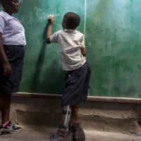 Half of children with disabilities still excluded from the school system