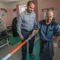 Yemen: Updates from our rehabilitation teams
