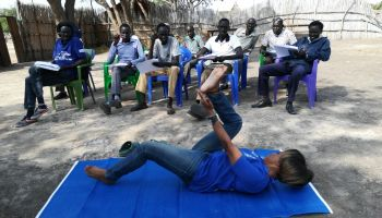 South Sudan: Collaboration essential to reach vulnerable people in remote areas