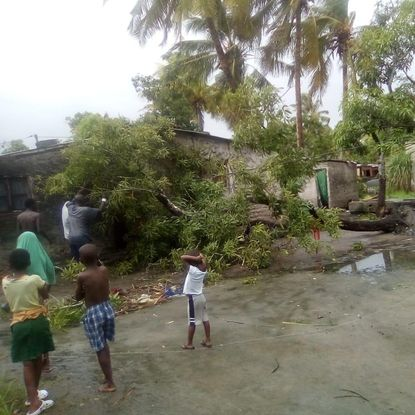 Cyclone Idai: Extreme concern for welfare of people in Mozambique