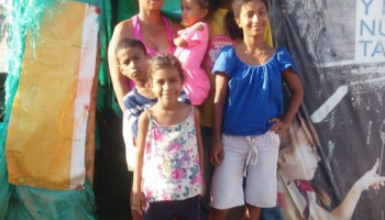 "Milagros' Story: ""I couldn't even manage to feed my children anymore"""