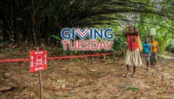 This #GivingTuesday, help make land safe for future generations