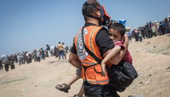 Gaza: HI launches urgent response to support thousands of injured people