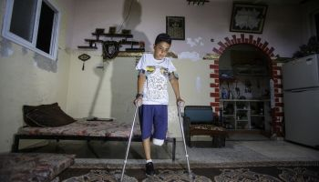 Rehabilitation care is essential for thousands injured in Gaza protests