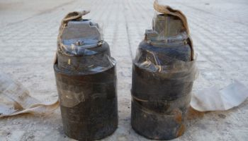 Cluster munitions investments in free-fall