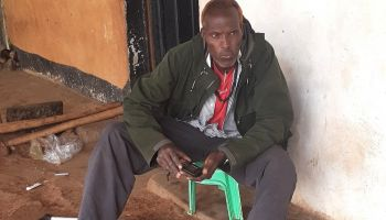 COVID-19 in Ethiopia: No customers, no income for Mohamed a father of 10
