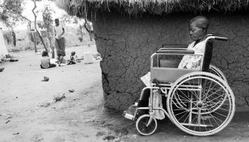 Invisible: Disabled people fleeing South Sudan violence tell of significant challenges in Uganda refugee camps