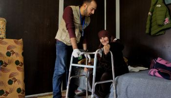 New humanitarian standards launched for inclusion of older people and people with disabilities