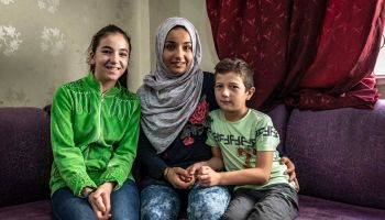 Players of People's Postcode Lottery support Humanity & Inclusion's work on the Syria crisis