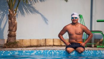 Incredible Ramesh sets his sights on the Paralympic Games