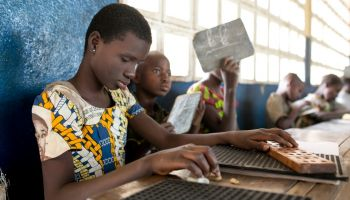 West Africa: Inclusive education is first step towards full participation of children with disabilities