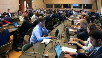 EWIPA talks in Geneva: HI calls for a greater focus on supporting victims