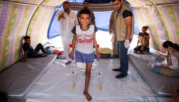 This Christmas, let's give children like Abdel Rahman a hopeful future