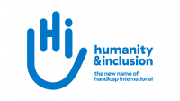 Humanity & Inclusion logo; }}