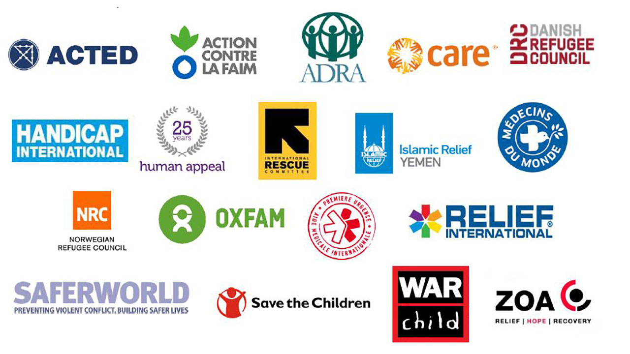 Handicap International Aid Agencies