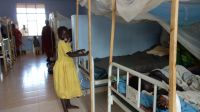 A Monica is now back on her feet after both her legs were paralysed. South Sudan.; }}
