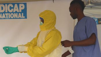 Sierra Leone: The fight against Ebola goes on