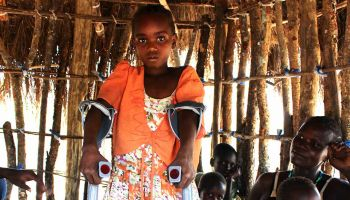 Uganda: HI is reaching invisible refugees who are excluded from humanitarian aid