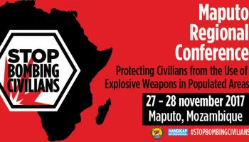 African States against the use of explosive weapons in populated areas