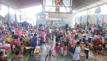 Thousands displaced by worsening conflict in the Philippines
