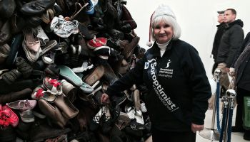 Heather Knott: Saying it with shoes